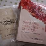 FACESHOP(フェイスショップ)のシートマスク、安いだけじゃない!