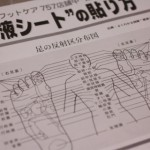 楽天フットケア商品1位の『薬草樹液シート EX』のお試しセットを使ってみました!