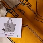 セレブに大人気のオシャレエコバッグ『My Other Bag(マイアザーバッグ)』を買いました!