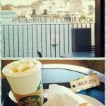 横須賀に遊びに来たら寄ってほしい!軍港眺められるスターバックス!