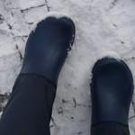 雪国の東北旅行で、実力発揮してくれた!クロックスのレインブーツ!