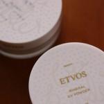 今年も登場!ETVOS(エトヴォス)のUVパウダー2014、フェイスだけじゃない!ボディーパウダーも新登場!