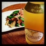 「LE COLLIER(ルコリエ)丸の内」で見つけた木内酒造のしゅわしゅわ梅酒
