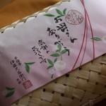 今日は母の日!伊藤久右衛門の抹茶スイーツ竹かごセット届きました!