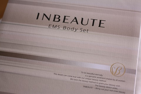 INBEAUTE EMS Body set