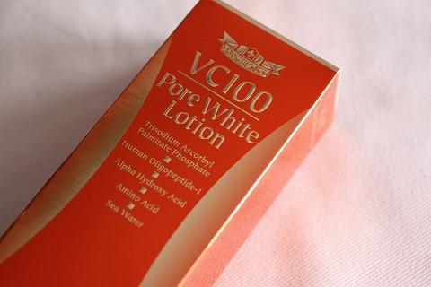 VC100 ポアホワイトローション