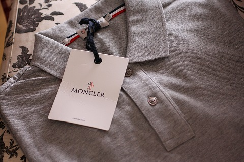 MONCLER ポロシャツ