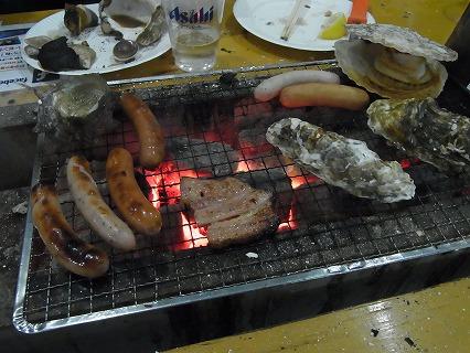 ミルキー鉄男のカキ小屋 (11)