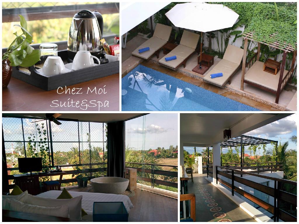 Chez Moi Suite  Spa