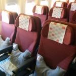 オトナ女子旅 パリ&ブリュッセル旅行記⑷:羽田よりJAL45便でパリへ!