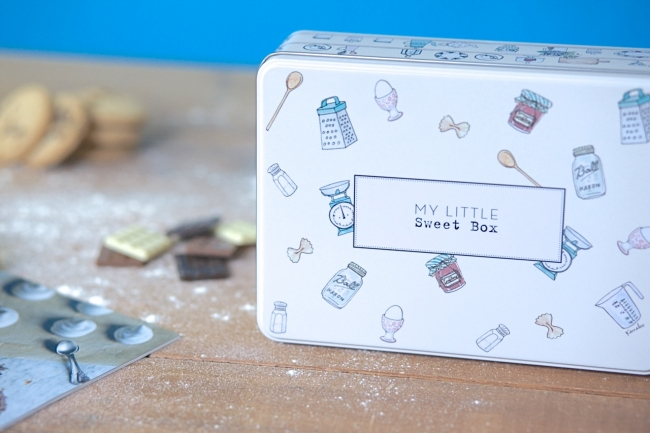 MY LITTLE BOX 2015年11月