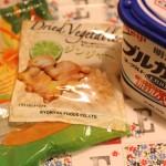 話題のドライフルーツヨーグルト、簡単に作れてプルプル食感にハマる日々・・・。