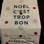 パリで話題の食のセレクトショップ、MAISON PLISSON(メゾンプリソン)のアドベントカレンダー2015を購入!