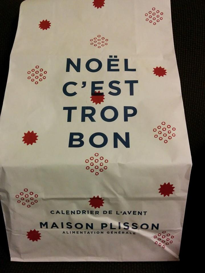 MAISON PLISSON アドベントカレンダー2015 (1)
