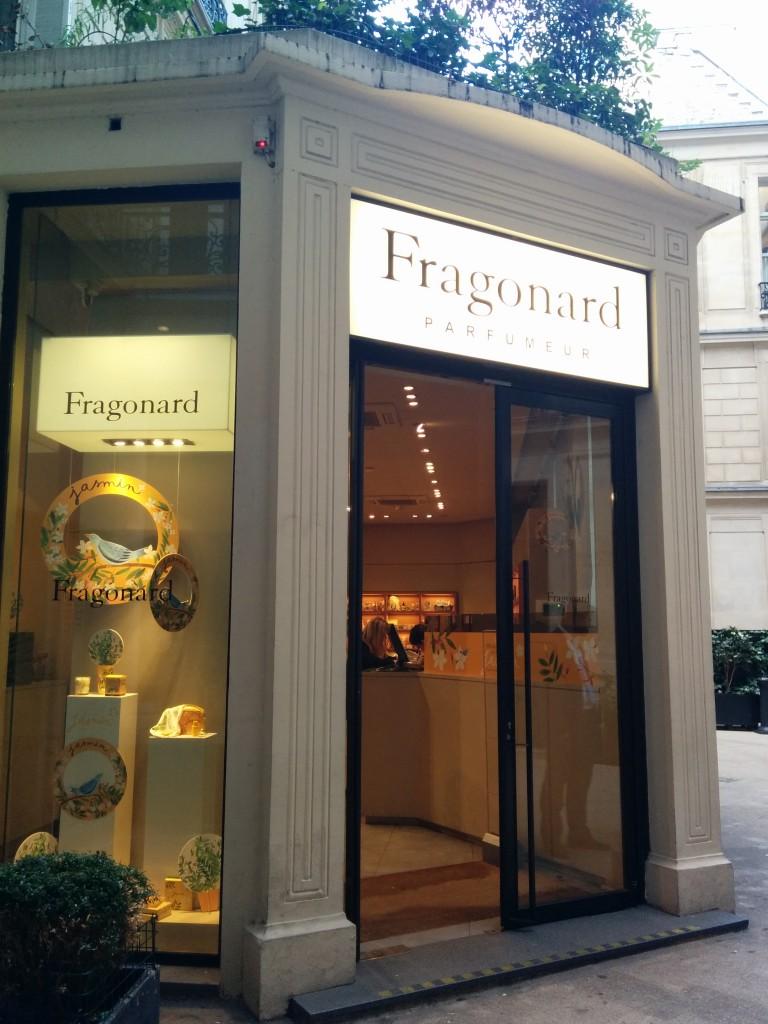 フラゴナール香水博物館