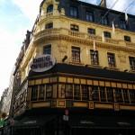 オトナ女子旅 パリ&ブリュッセル旅行記⒃:DRUG OPERA(ドラッグオペラ)でランチ!